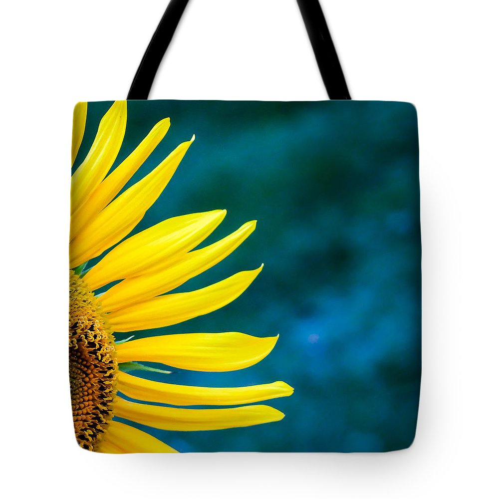 Flowers Tote Bag featuring the photograph Shy by Shari Brase-Smith