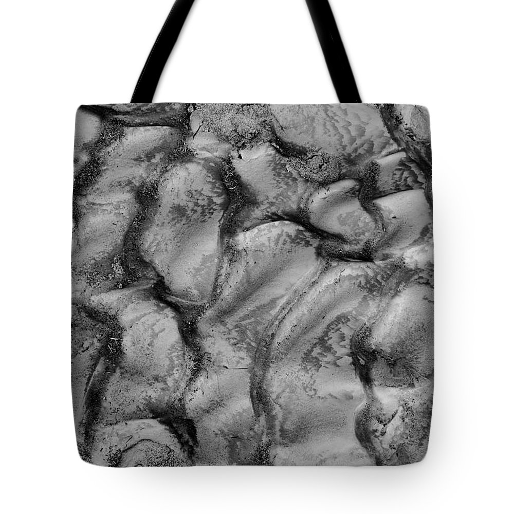Silt Tote Bag featuring the photograph Silt 2 by David Pantuso