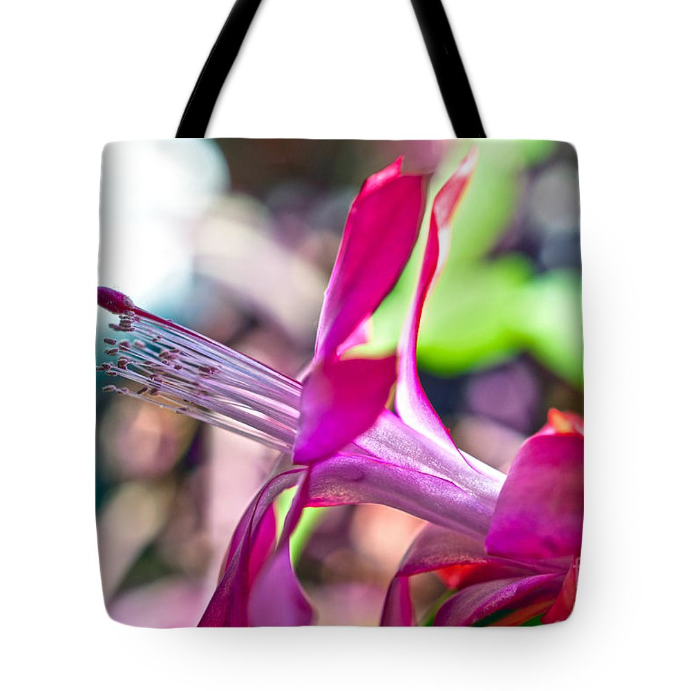 Crystal Tote Bag featuring the photograph Simple Passion by Crystal Harman