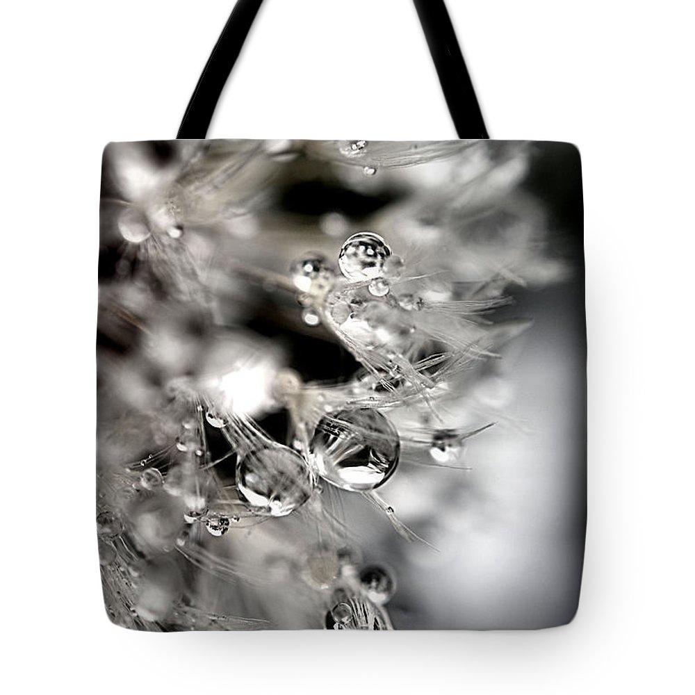 Macro Tote Bag featuring the photograph Simply Magic by Brian Raggatt