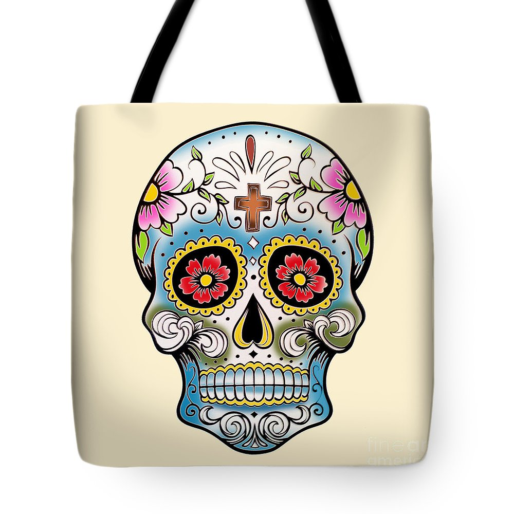 Scary Tote Bags