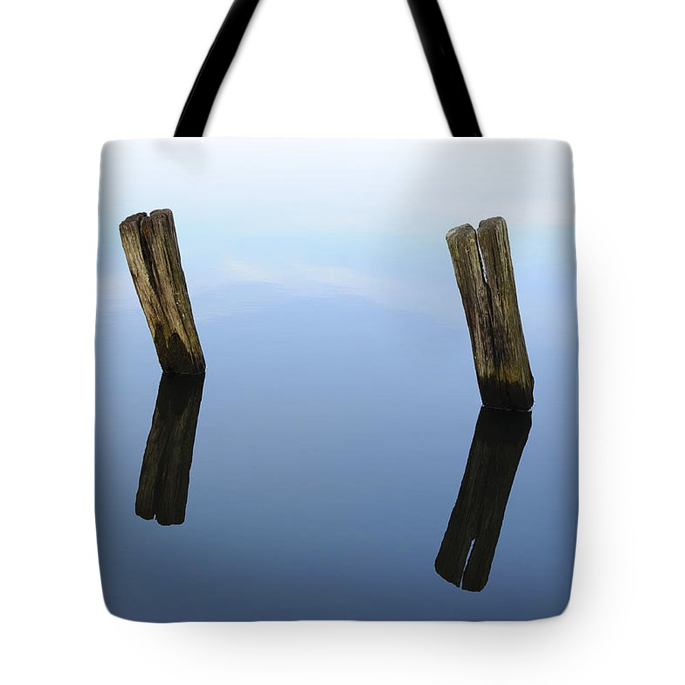 Minimal Tote Bag featuring the photograph Sky-bound by Luke Moore