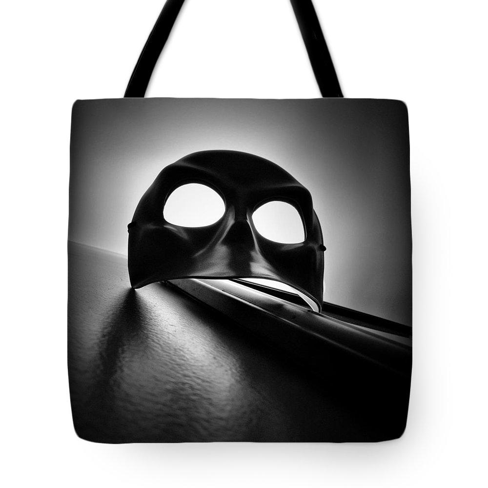 Sleep No More Tote Bag featuring the photograph Sleep No More by Natasha Marco