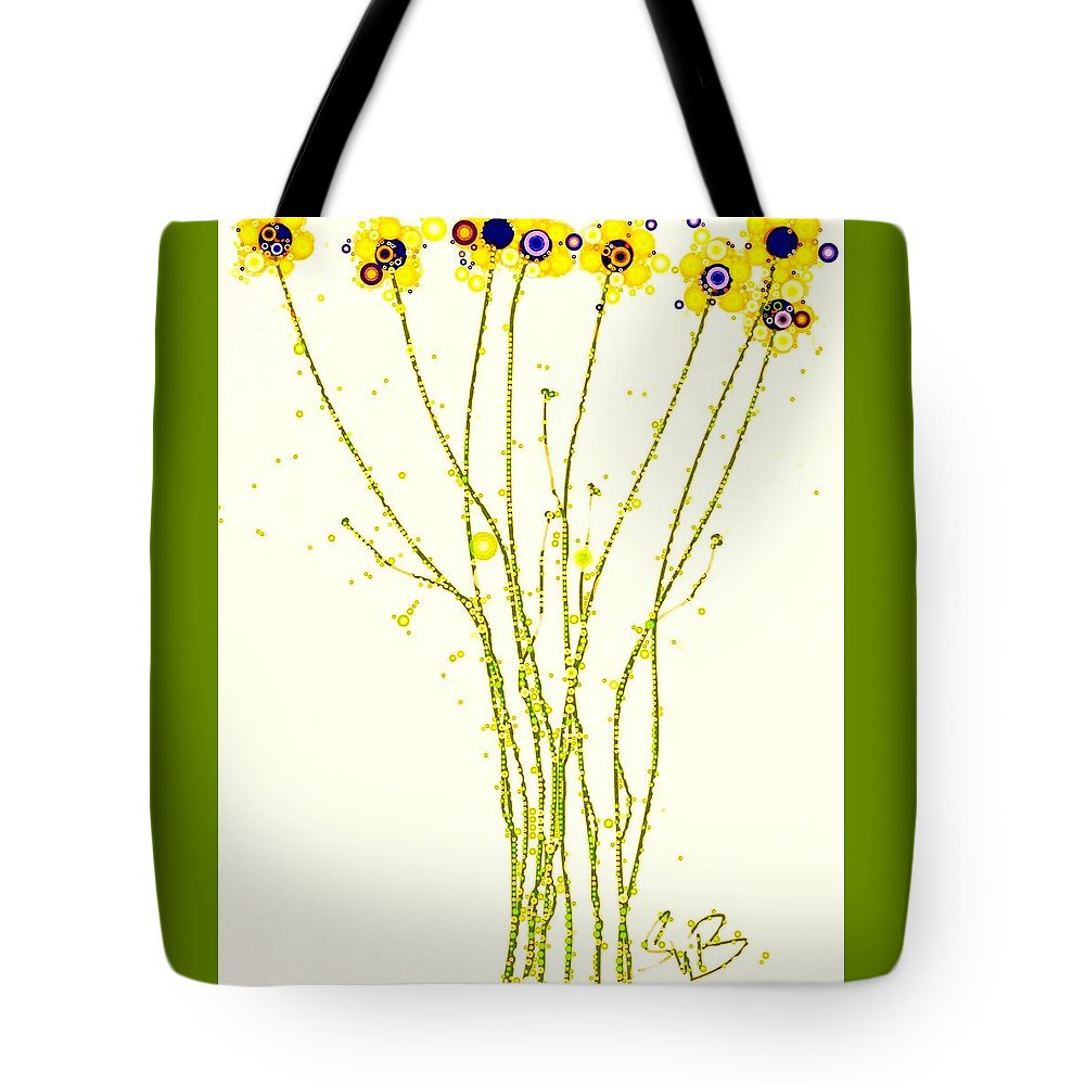 Flower Power Tote Bag featuring the digital art Sleep No More by Steven Boland