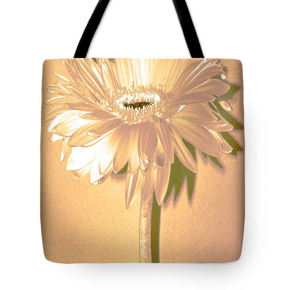 Original Photo Tote Bag featuring the photograph Slice Of Lime by Sherry Allen
