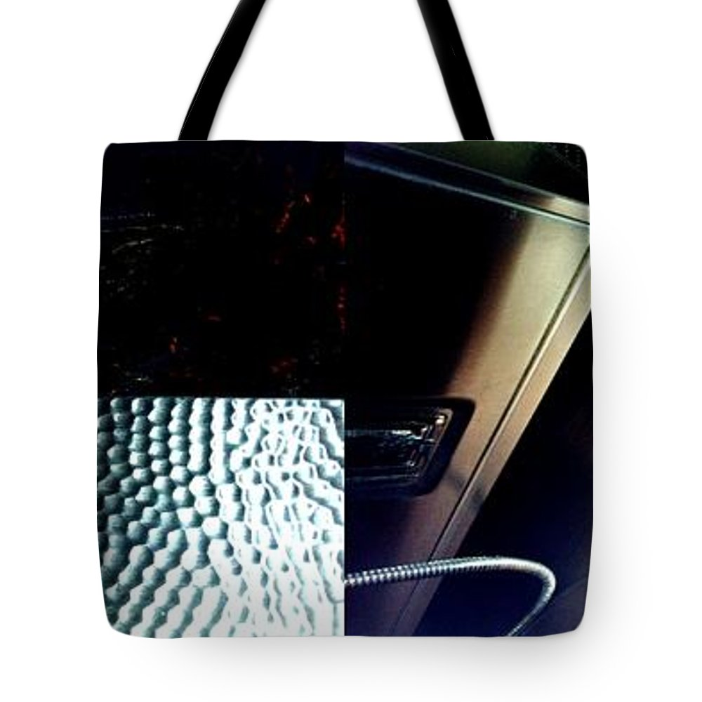 Steel Tote Bag featuring the photograph Slick Willy by Marlene Burns
