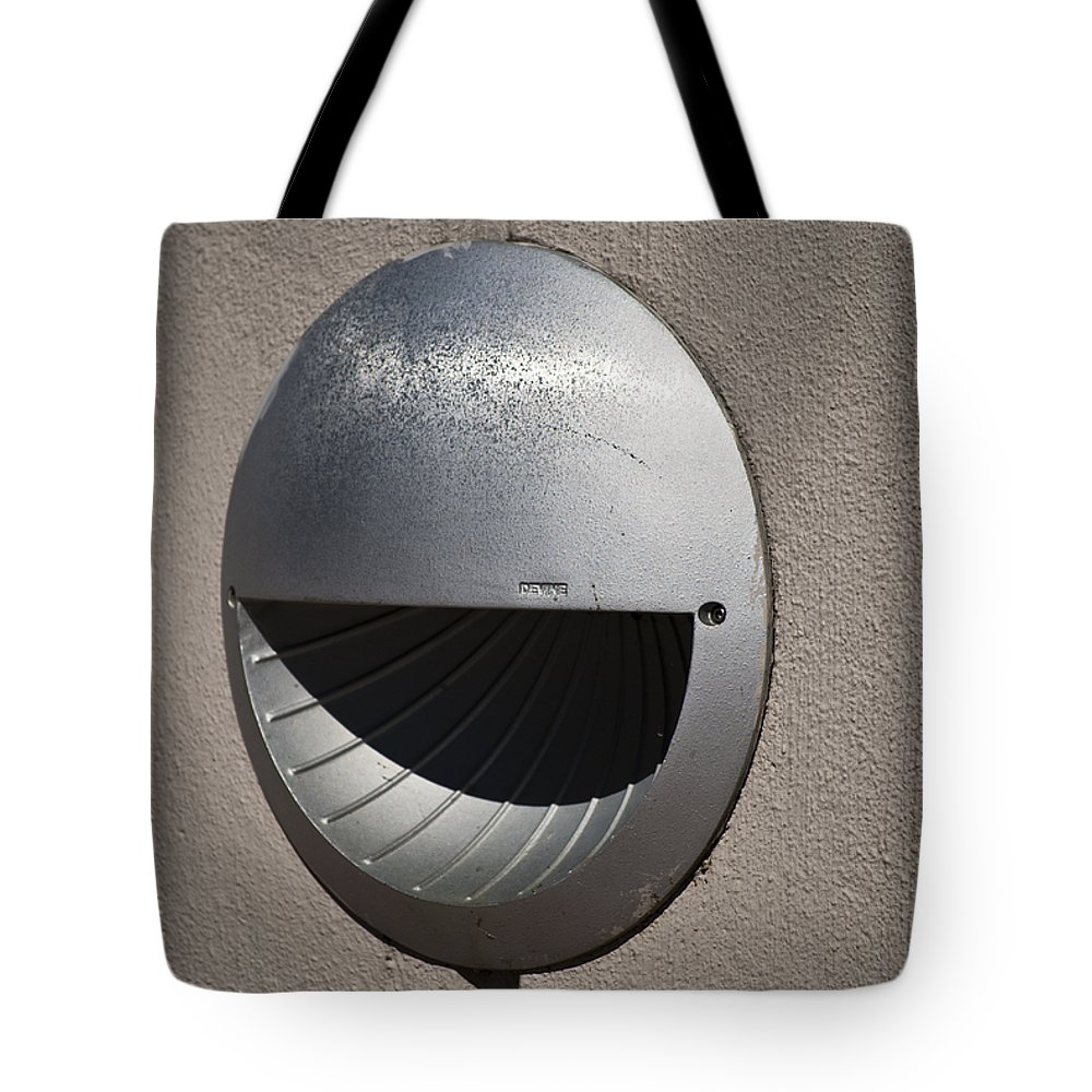 Abstract Tote Bag featuring the photograph Smile by Christi Kraft