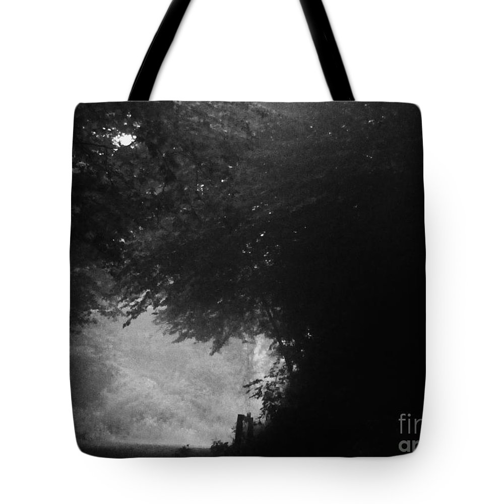 Kerisart Tote Bag featuring the photograph Smoky Mountain Road by Keri West