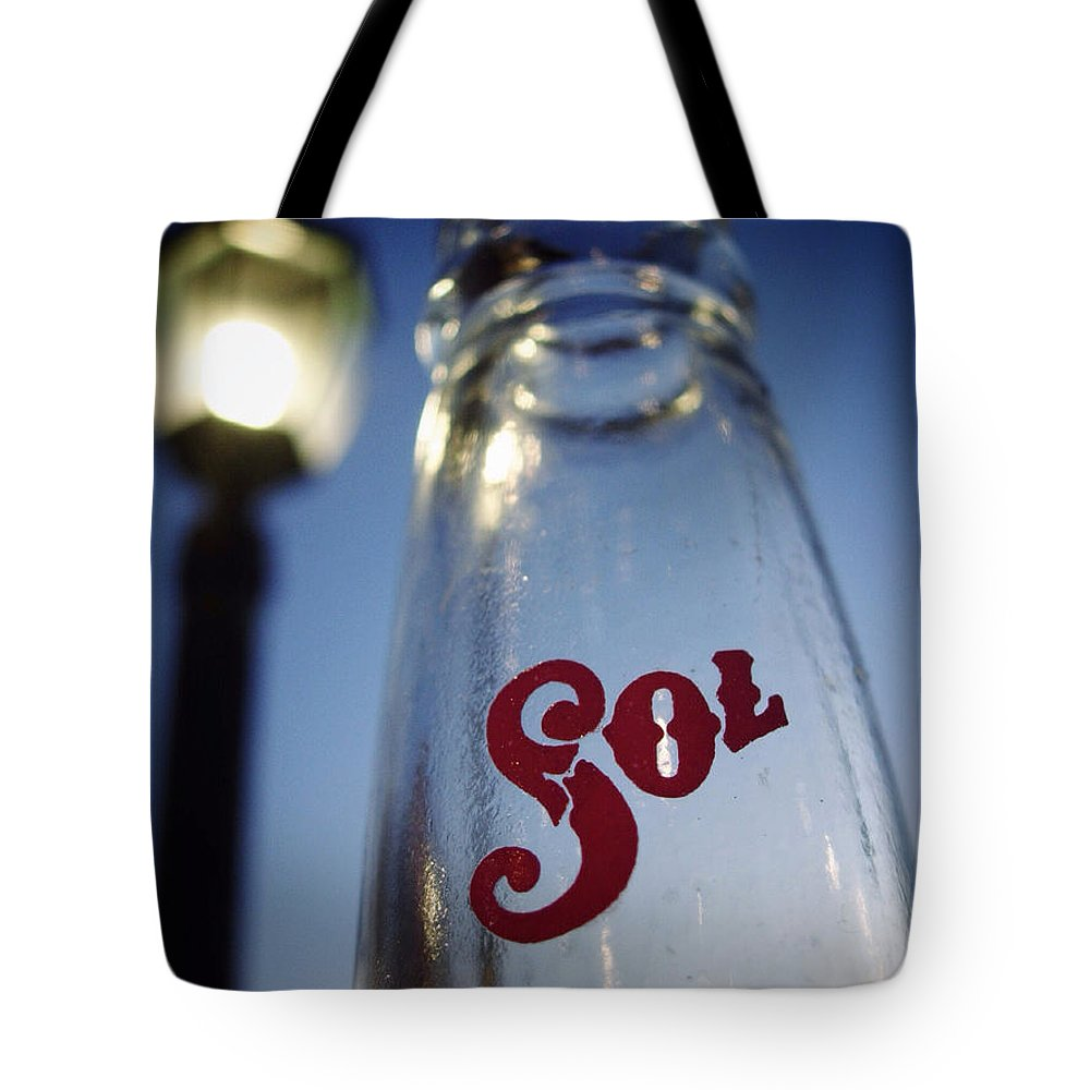 Sol Tote Bag featuring the photograph Sol by Natasha Marco