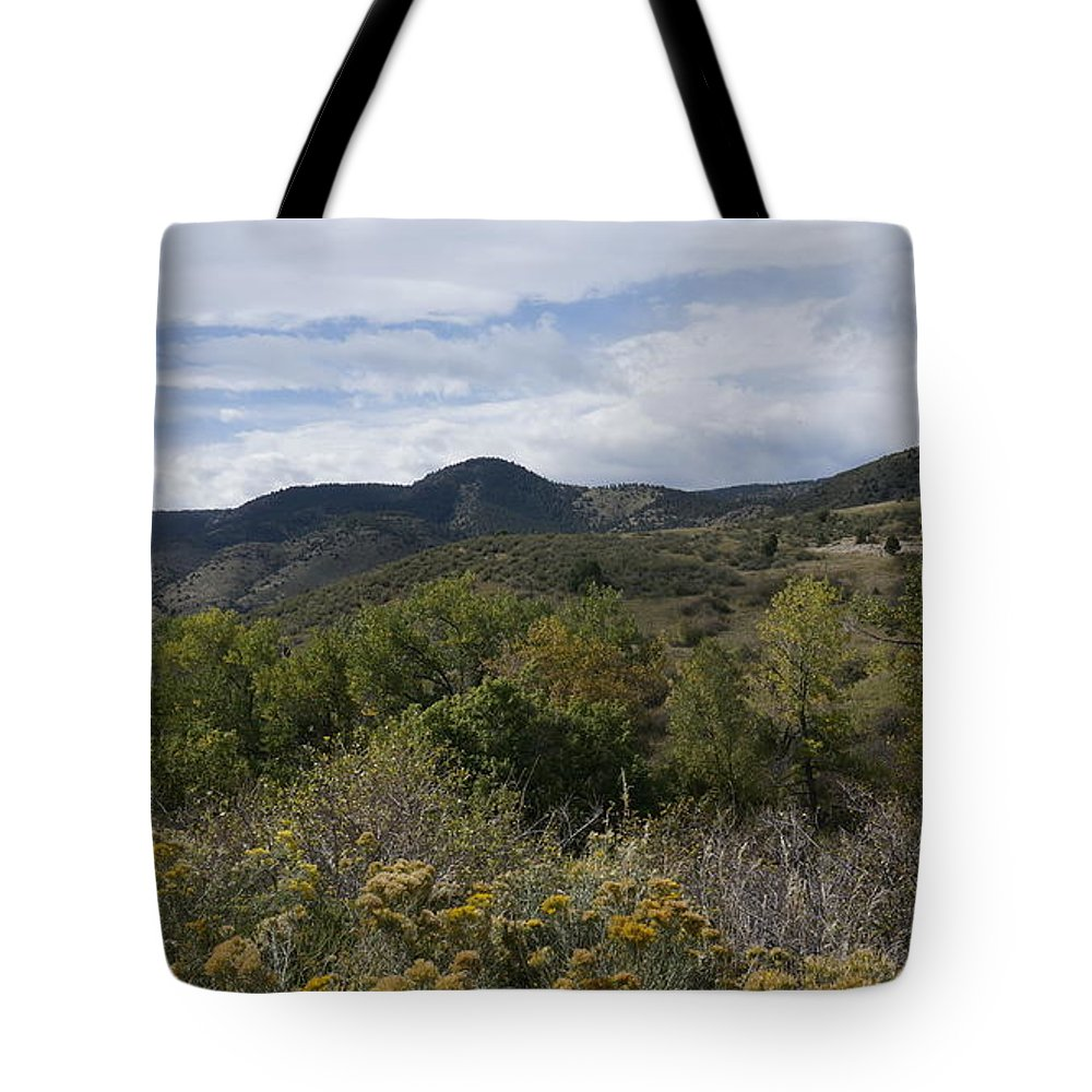 Tote Bag featuring the photograph Solitude by Karen Martin