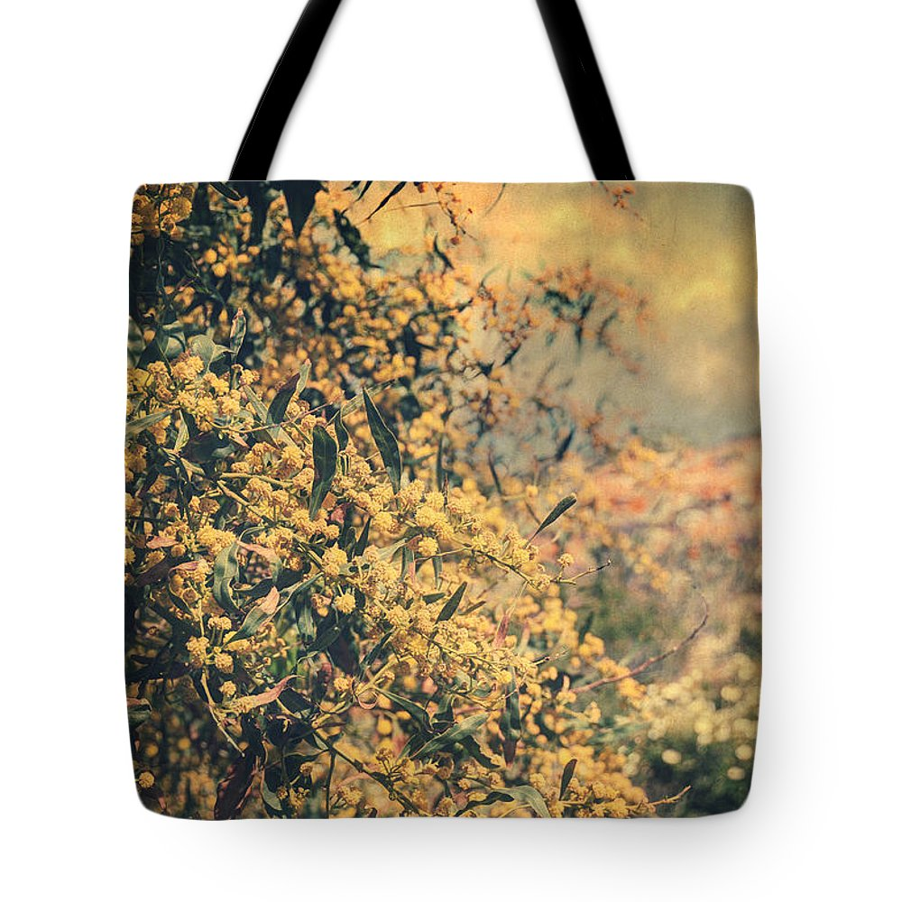 Blossom Tote Bag featuring the photograph Solo Lei by Zapista