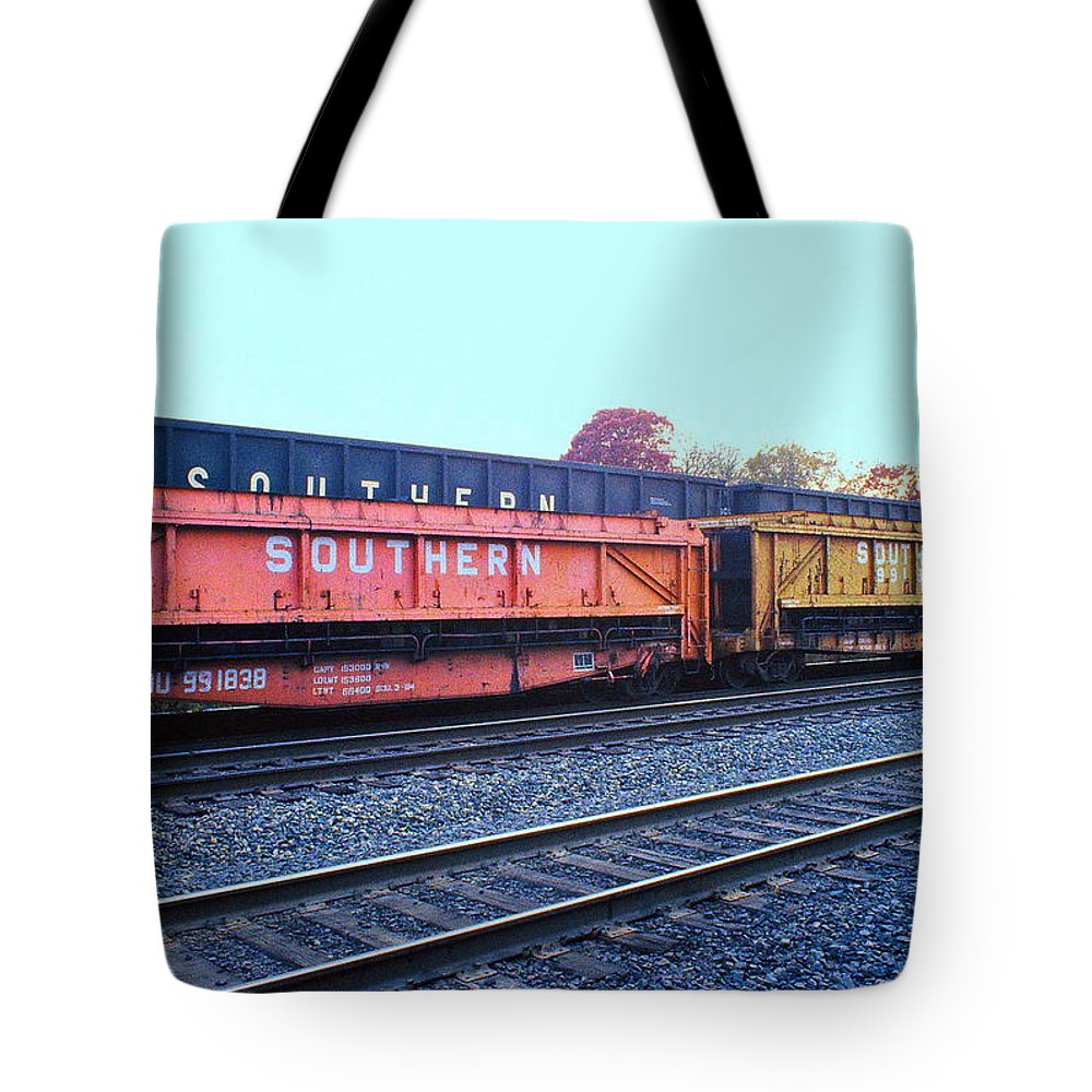 Fine Art Tote Bag featuring the photograph Southern by Rodney Lee Williams