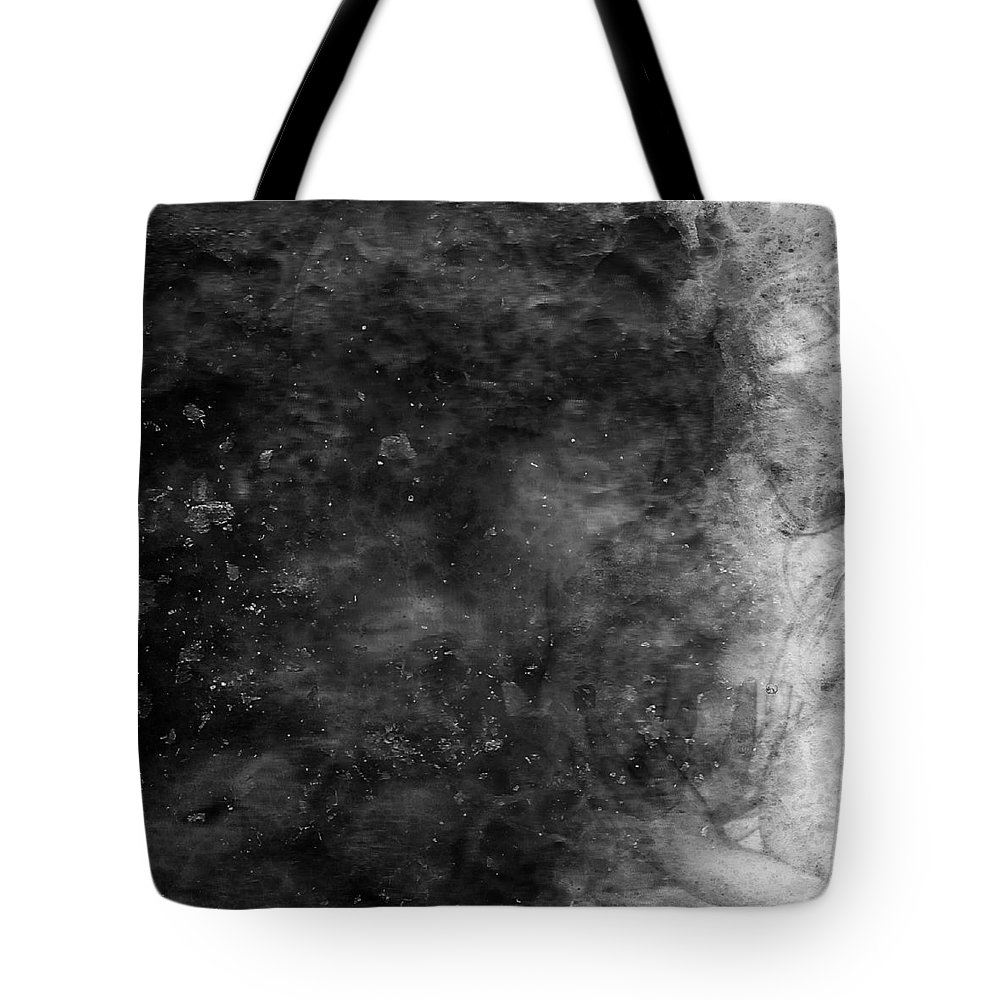 Space Tote Bag featuring the photograph Space by Molly Picklesimer