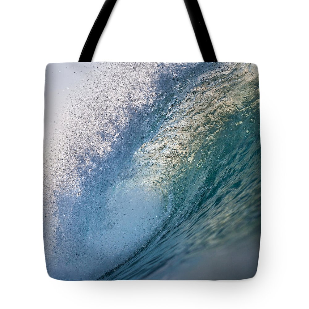 Bali Tote Bag featuring the photograph Speckles by Grant Taylor