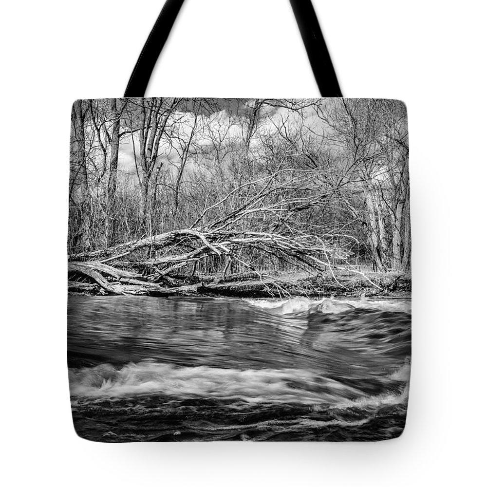 Www.cjschmit.com Tote Bag featuring the photograph Splash by CJ Schmit