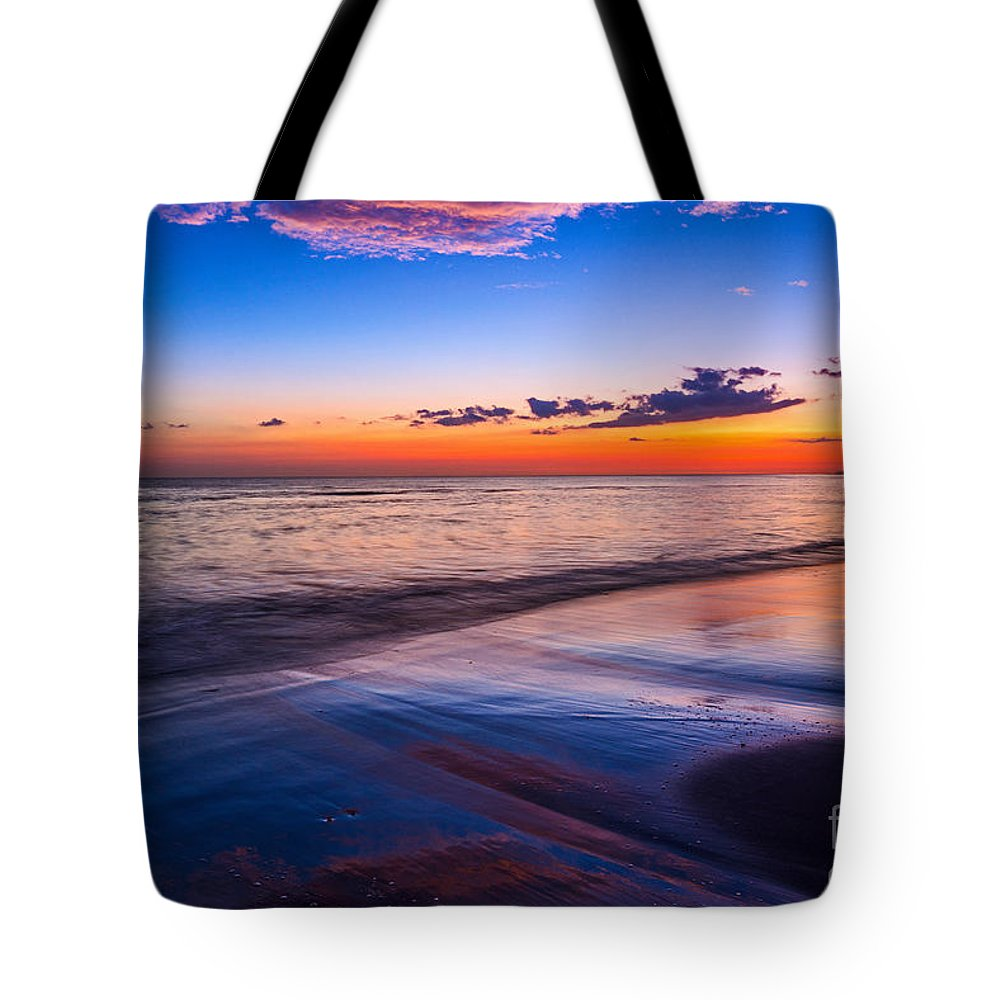 Beach Tote Bag featuring the photograph Splashes Of Color - Maui by Jamie Pham