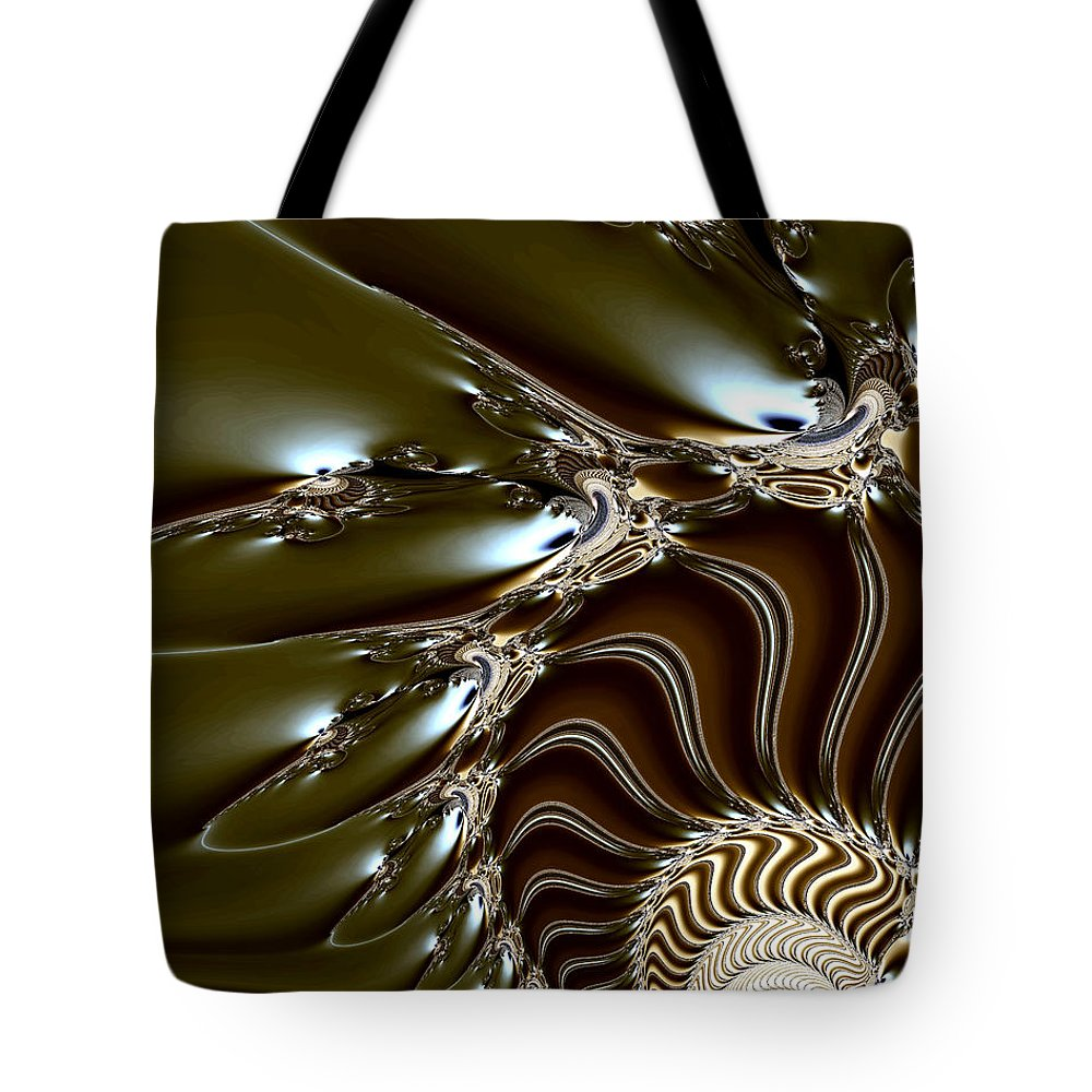 Fine Art Tote Bag featuring the photograph Spore by Kevin Trow