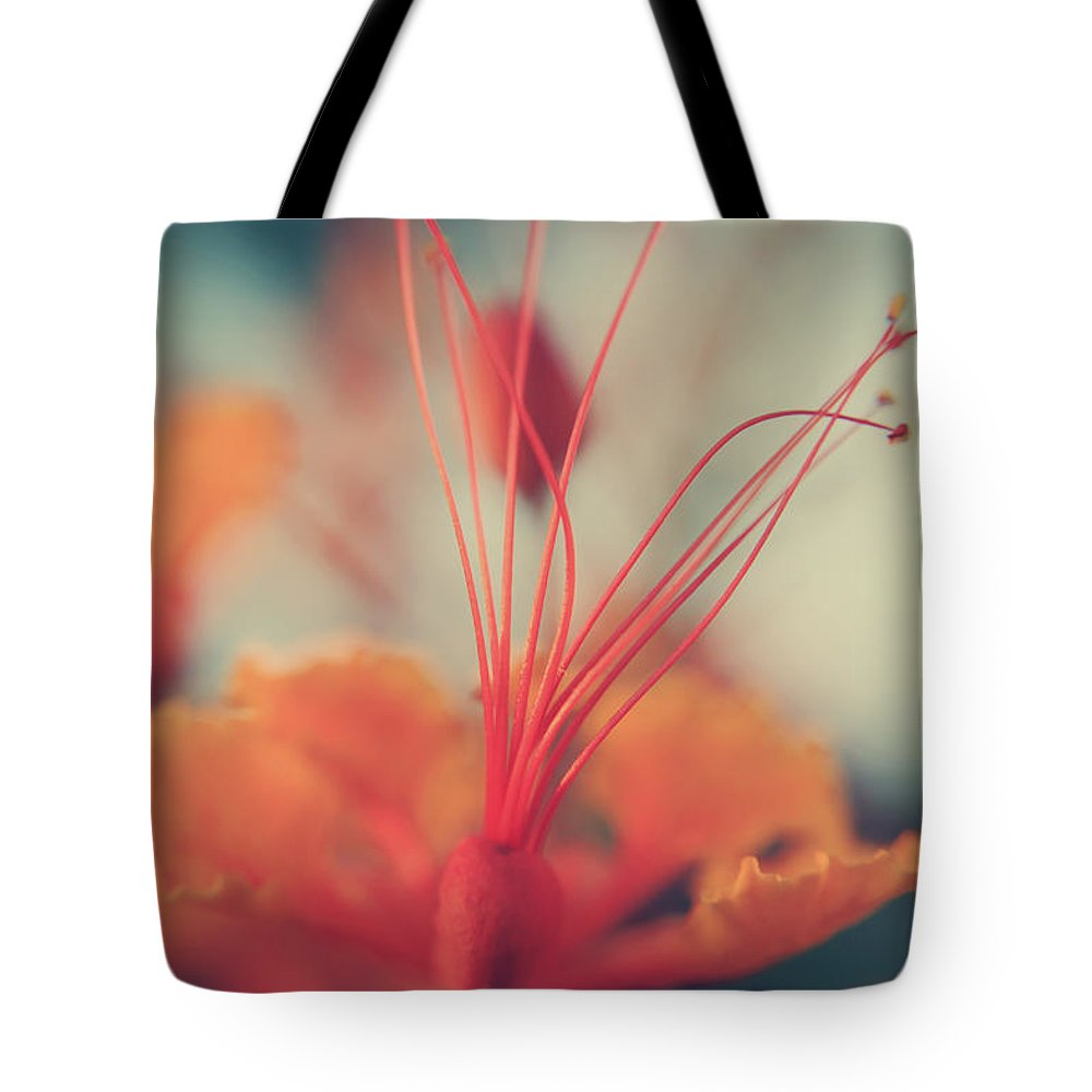 Flowers Tote Bag featuring the photograph Spread The Love by Laurie Search