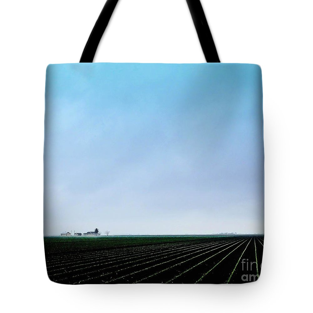 Texas Tote Bag featuring the photograph Spring Crop Up by Lizi Beard-Ward