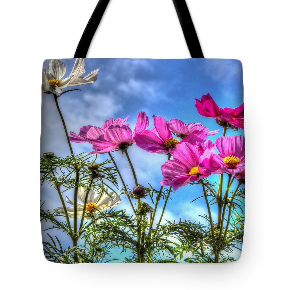 Autumn Tote Bag featuring the photograph Spring In Full Swing by Heidi Smith