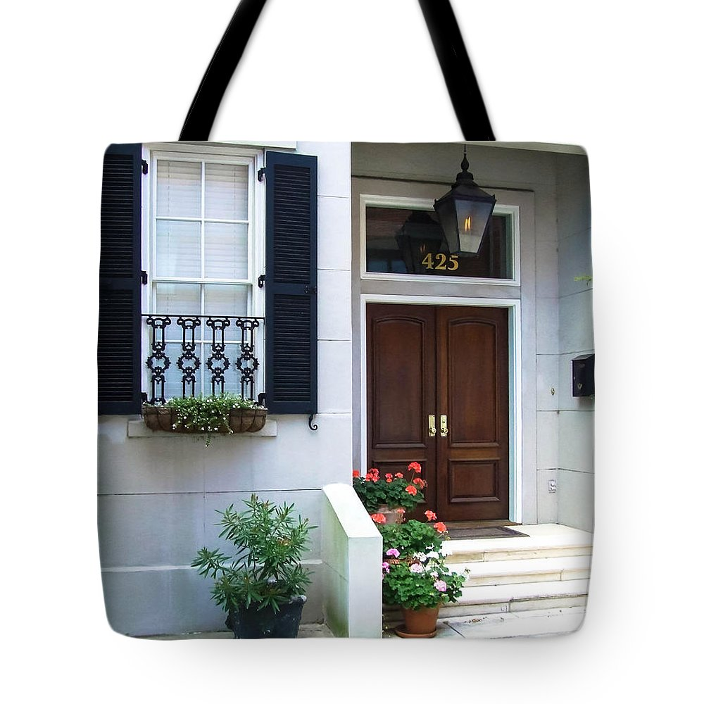 Home Tote Bag featuring the photograph Spring Is Here by Andrea Anderegg