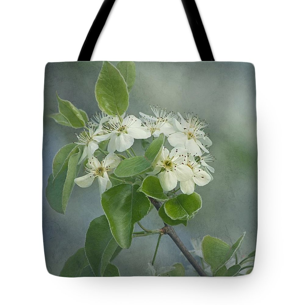 Flower Tote Bag featuring the photograph Spring Is In The Air by Kim Hojnacki