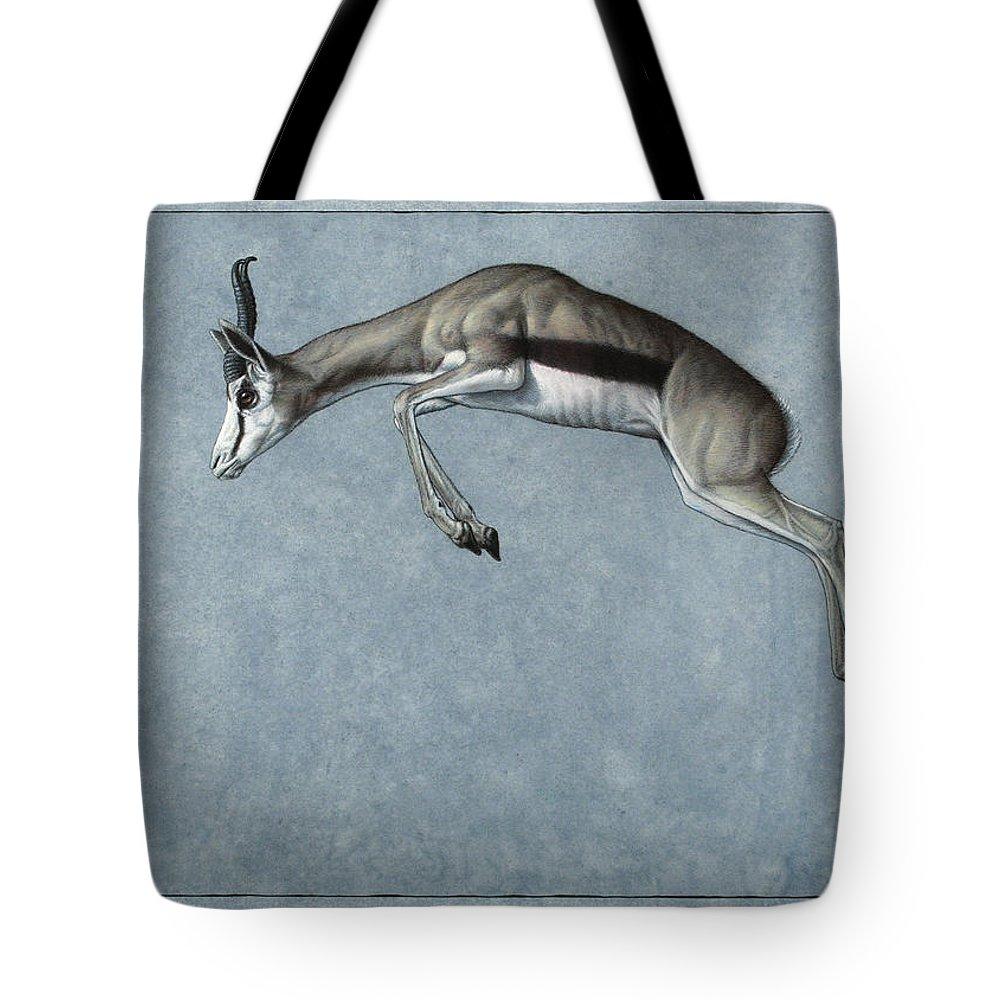 Antelope Tote Bags