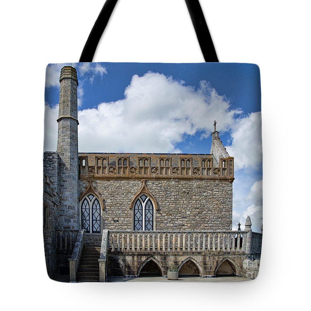 St Michaels Mount Tote Bag featuring the photograph St Michael's Mount 3 by Susie Peek
