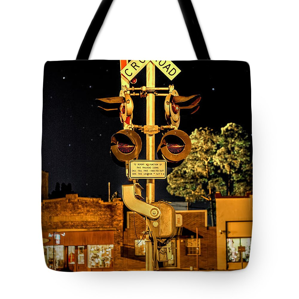 Standing Watch Tote Bag featuring the photograph Standing Watch by David Morefield