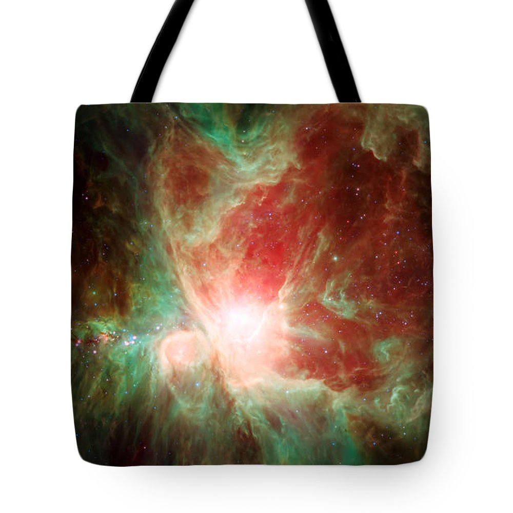 Orion Nebula Tote Bag featuring the photograph Stars And Orion's Sword 2 by Jennifer Rondinelli Reilly - Fine Art Photography