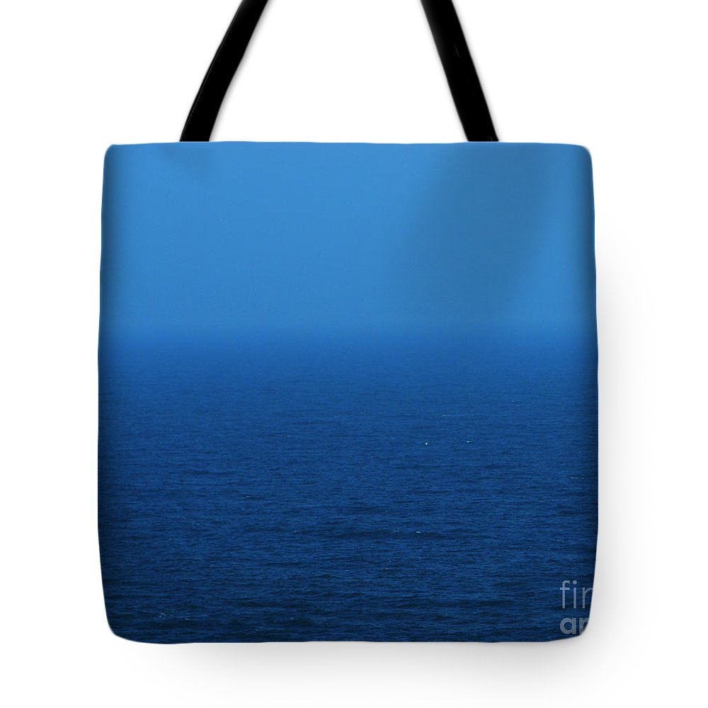 Blue Tote Bag featuring the photograph Stepping Into A Dream by Amanda Barcon