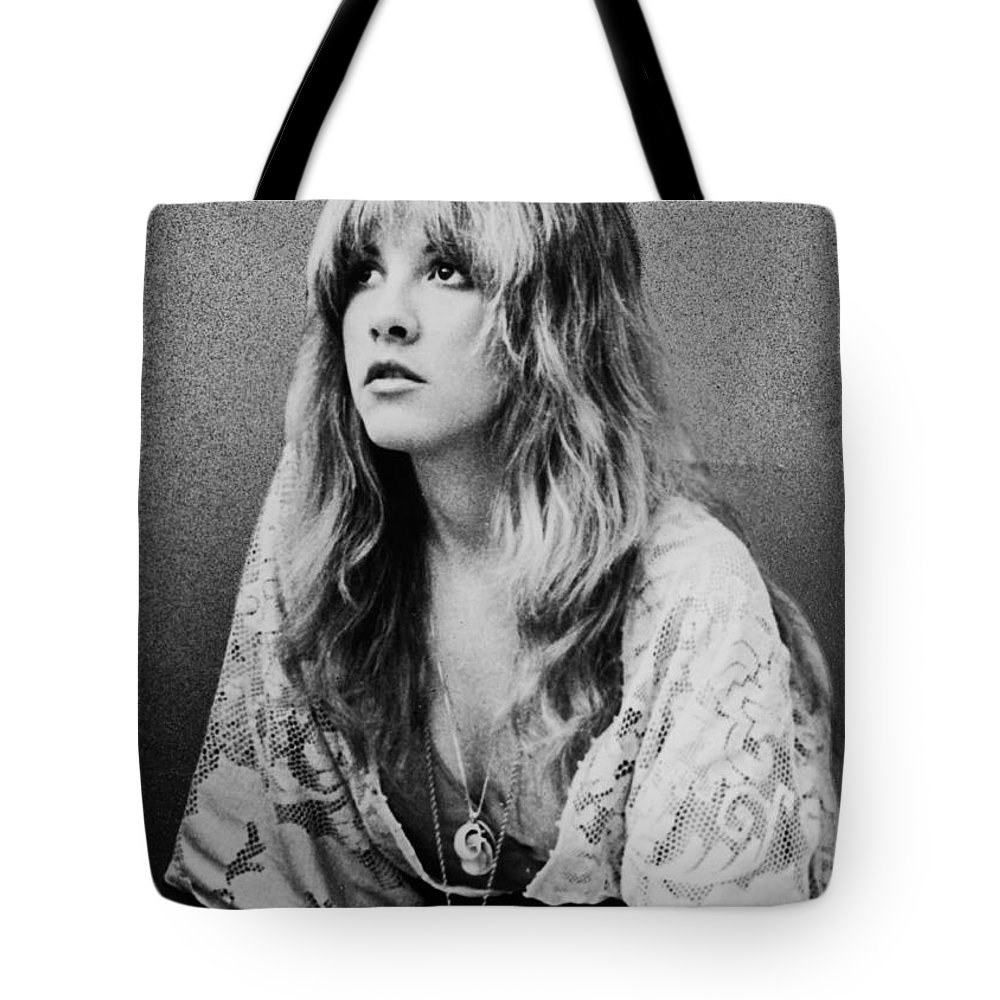 Rock And Roll Singer Tote Bags