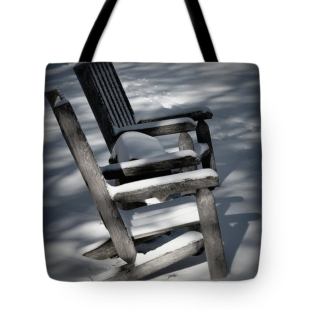 Still Life Tote Bag featuring the photograph Still Life by Mim White