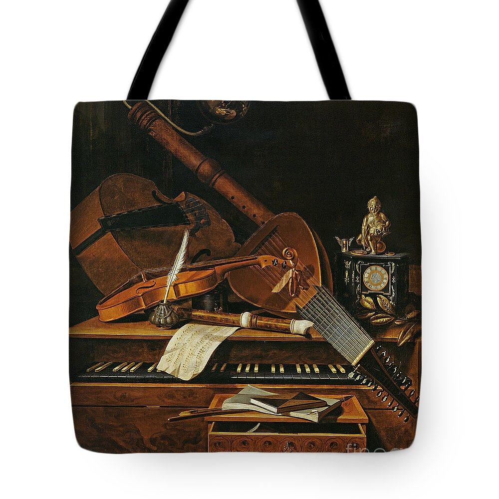 Inanimate Objects Tote Bags