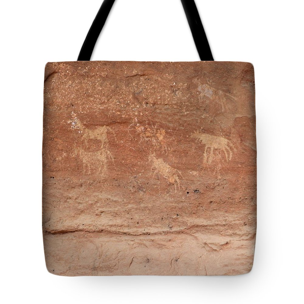 Butterfly Tote Bag featuring the photograph Stories Of Our Ancestors I by Four Hands Art
