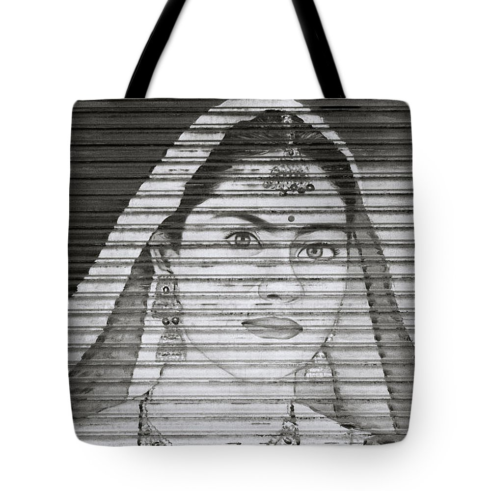 Woman Tote Bag featuring the photograph The Ethereal Woman by Shaun Higson