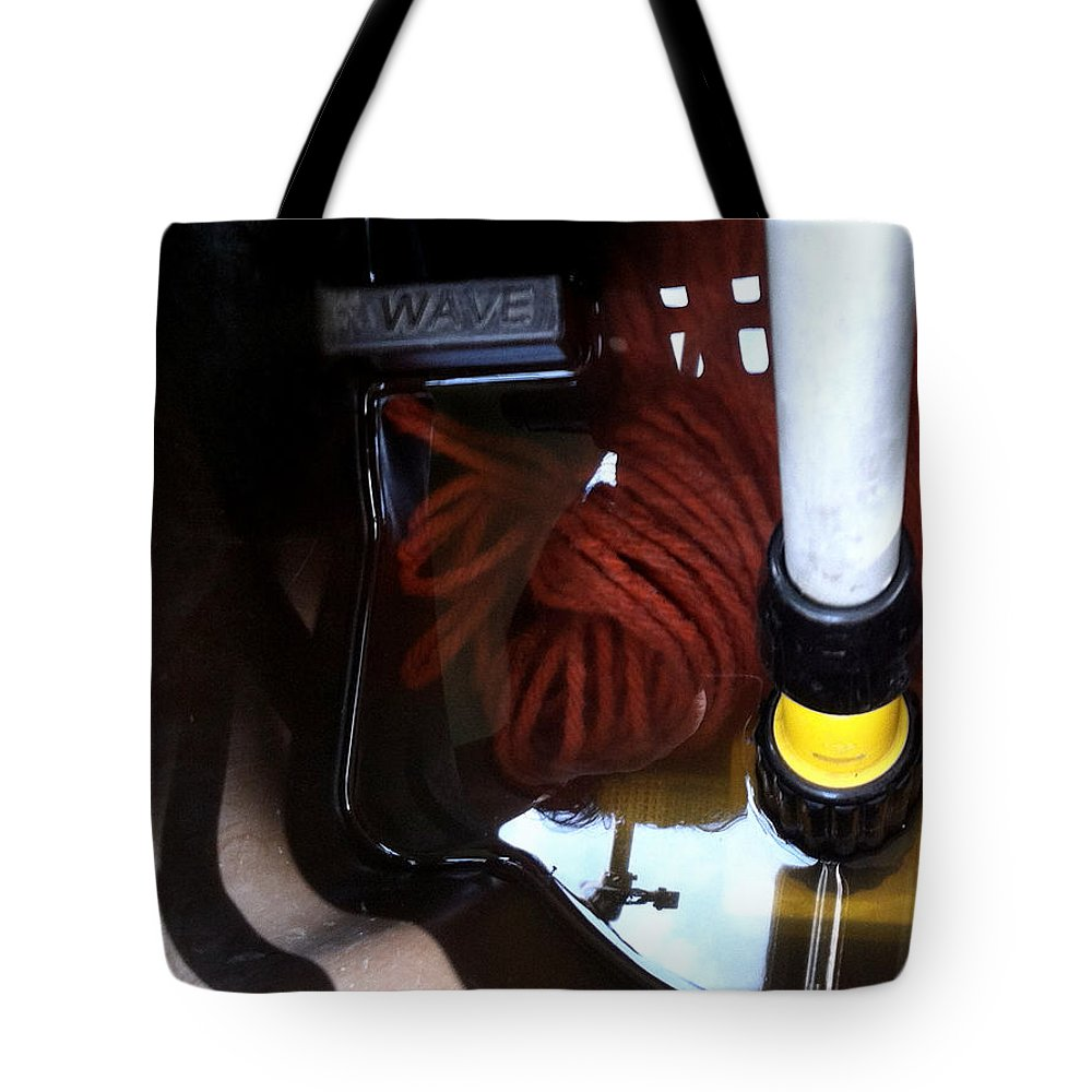 Mop Tote Bag featuring the photograph Streets Of Ohio 12 by Marlene Burns