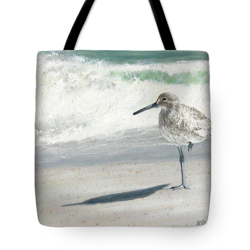 Sandpiper Tote Bags