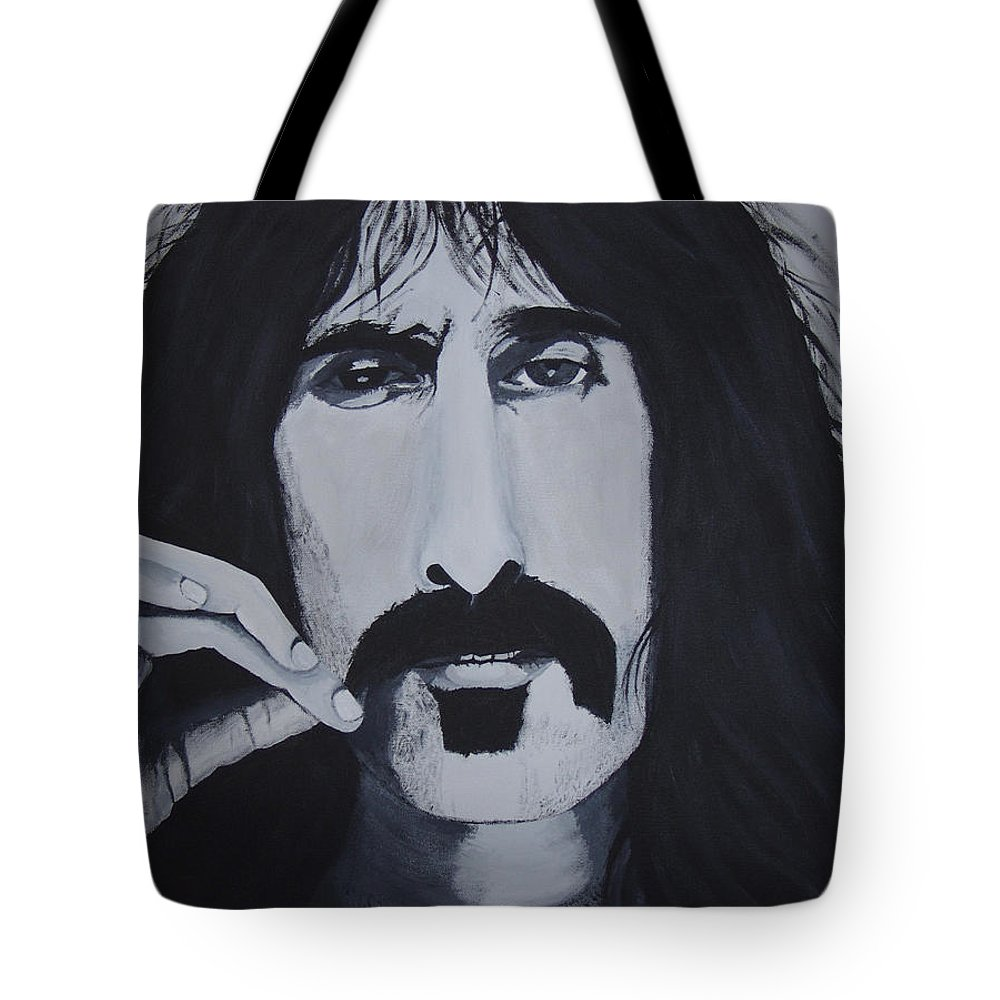 Suave Tote Bag featuring the painting Suave 40-93 by Dean Stephens