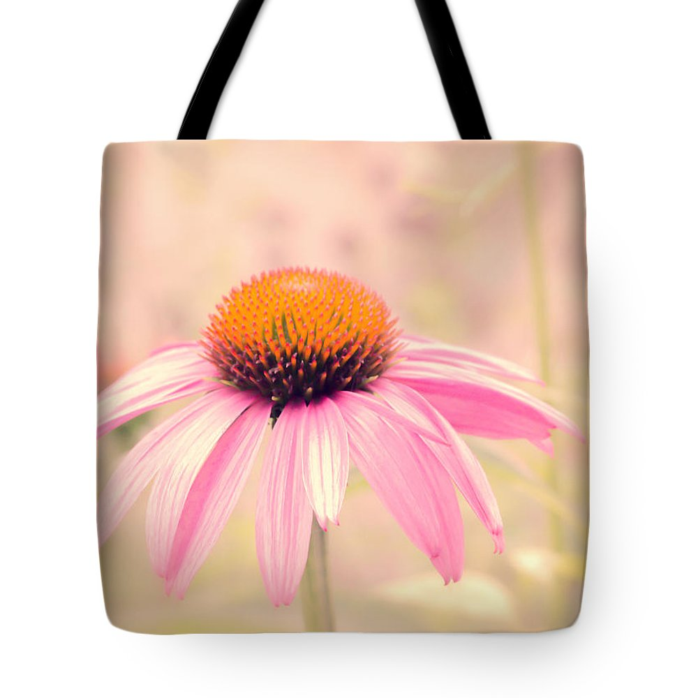 Flower Tote Bag featuring the photograph Summer Always Comes Anyway by Bob Orsillo