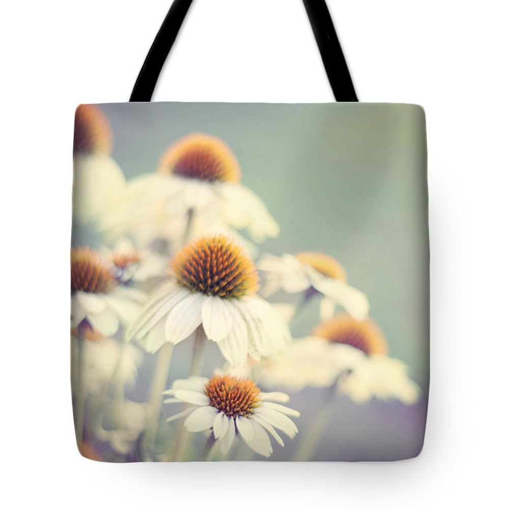 Flower Photography Tote Bag featuring the photograph Summer Of '75 by Amy Tyler