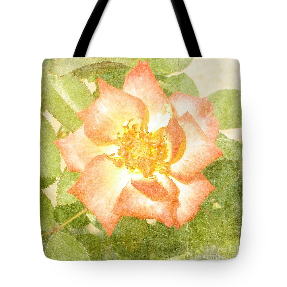 Summer Tote Bag featuring the photograph Summer Rose by Alys Caviness-Gober