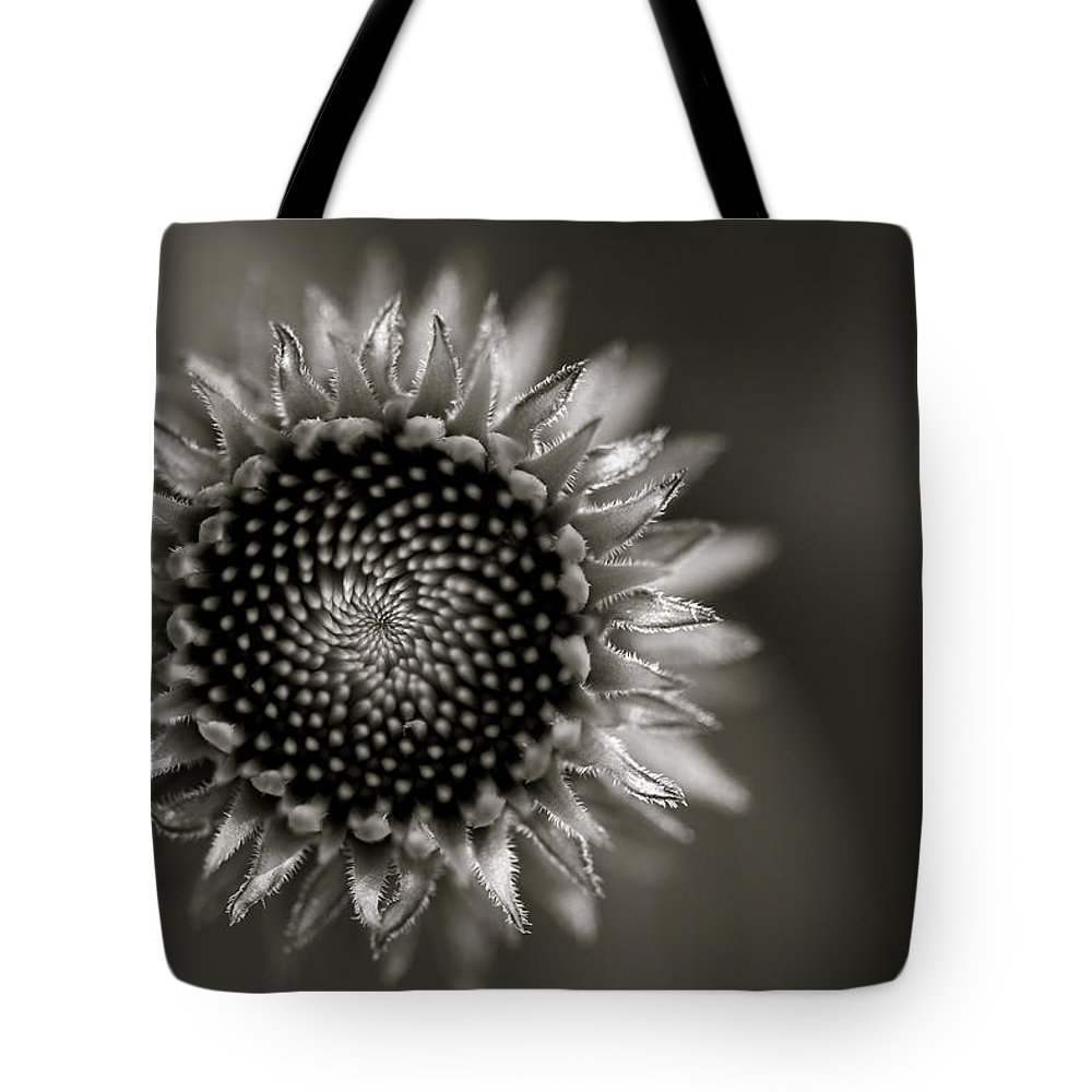 Flower Tote Bag featuring the photograph Summer's Promise by Kristi Swift