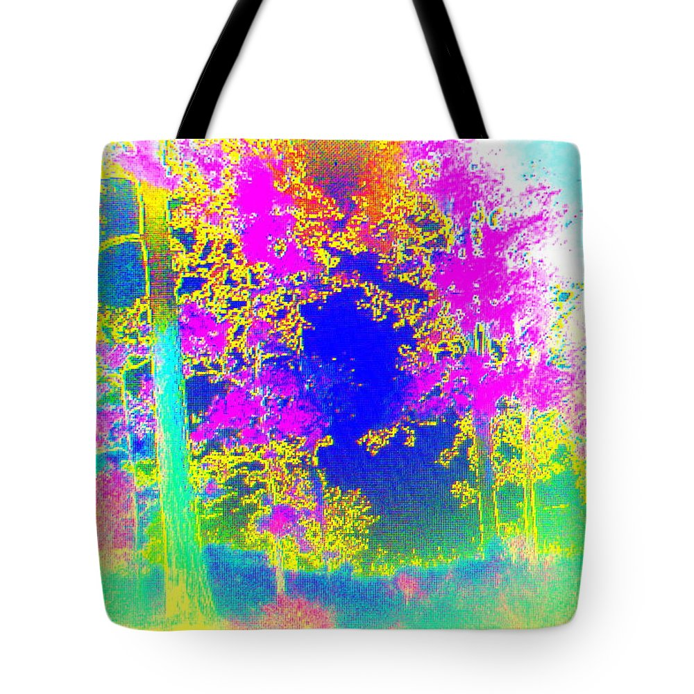 Summer Tote Bag featuring the photograph Summertimes We Are In Love by Hilde Widerberg