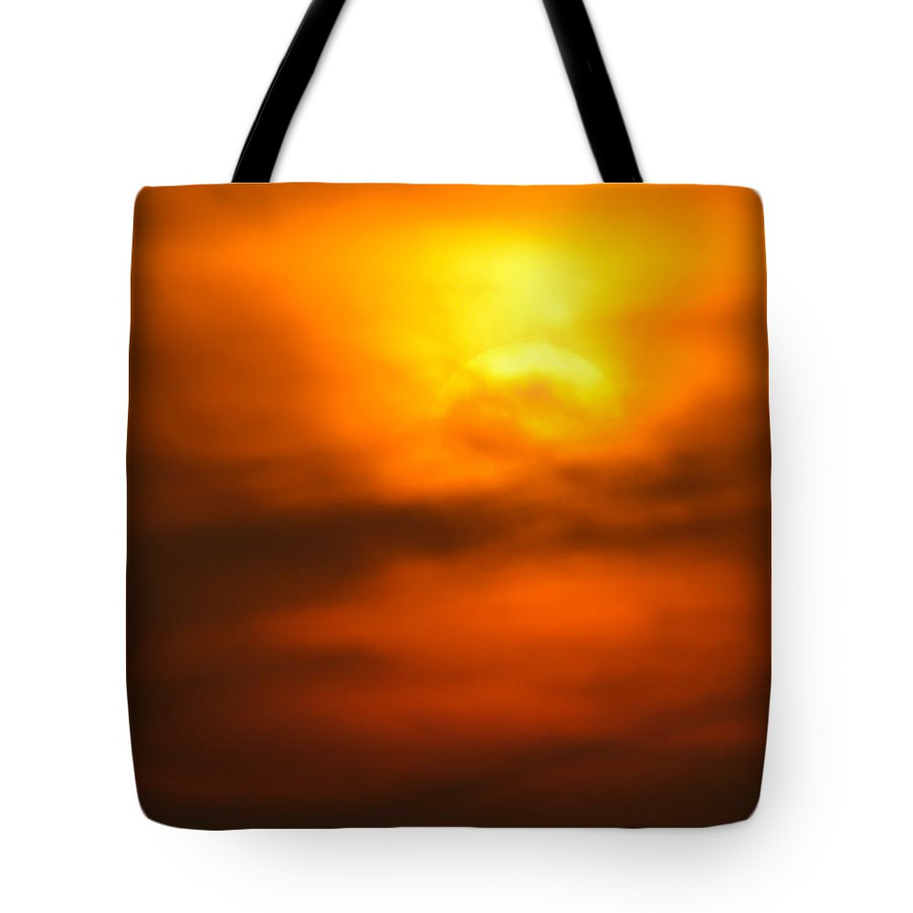 Africa Tote Bag featuring the photograph Sun Mood by Alistair Lyne