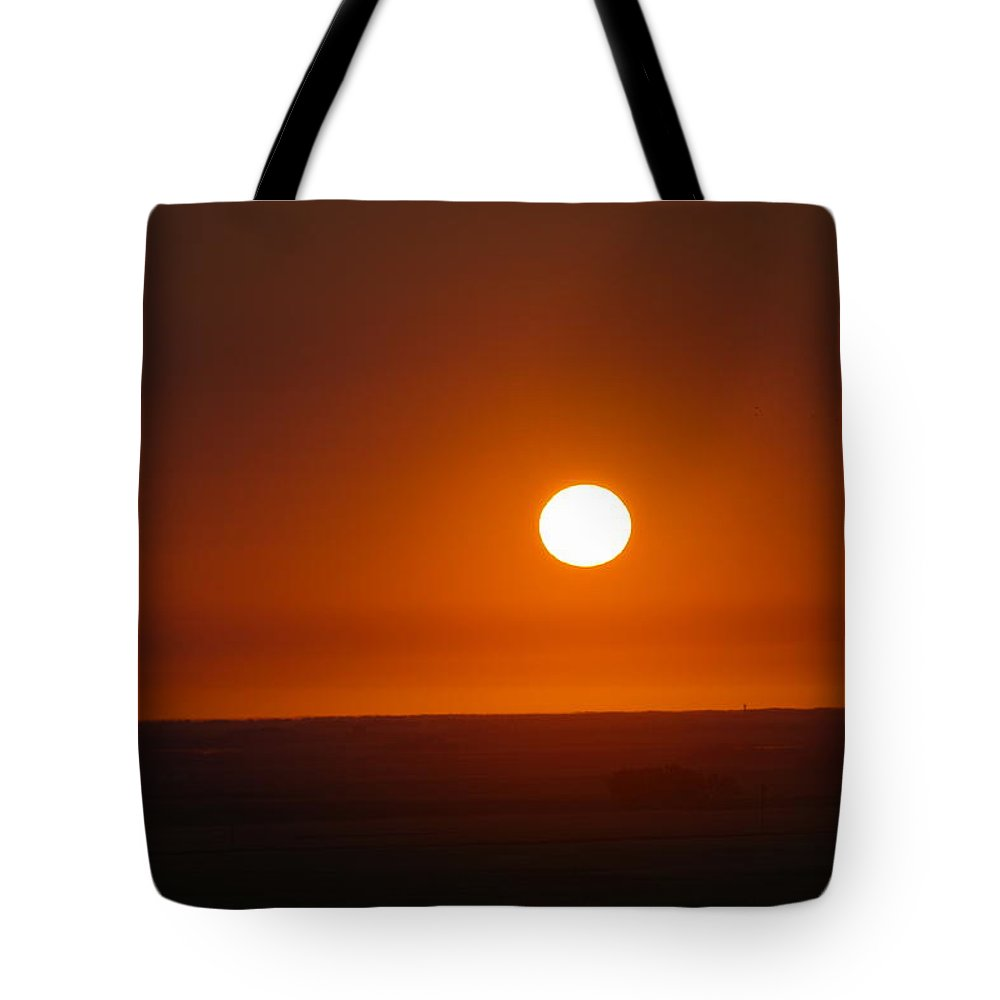 Tote Bag featuring the photograph Sun On A Summer Morn by Jeff Swan