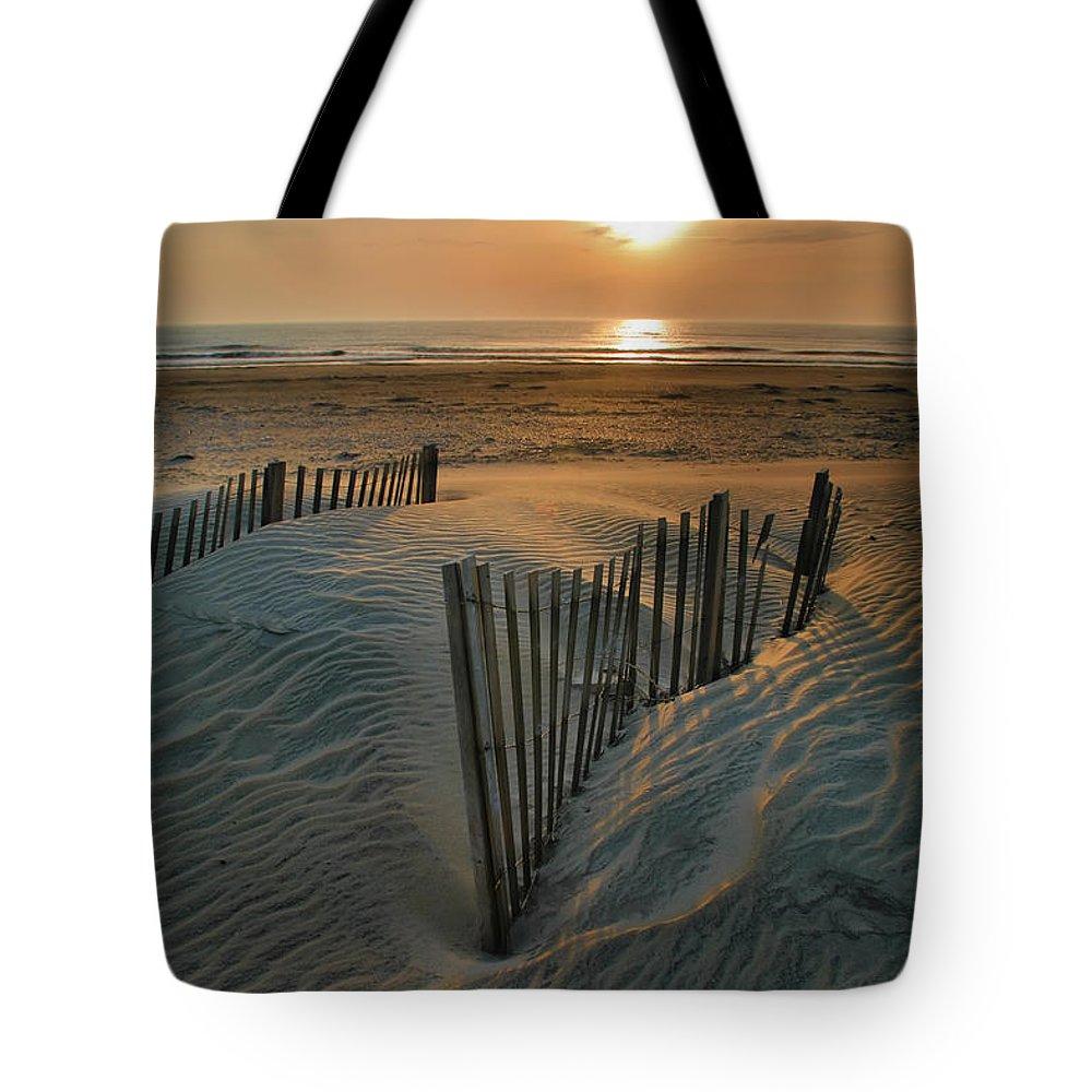 Cape Hatteras National Seashore Tote Bags