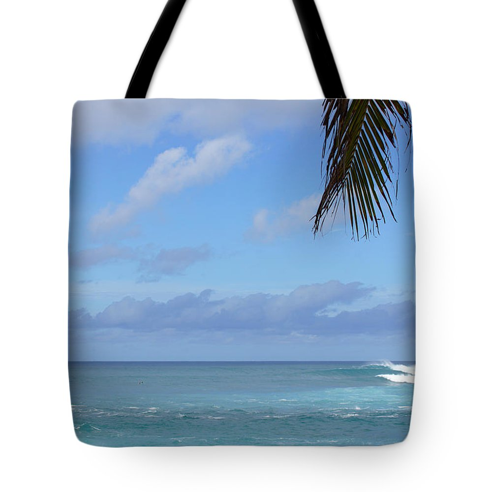 Sunset Beach Tote Bag featuring the photograph Sunset Beach Oahu Hawaii by Kevin Smith