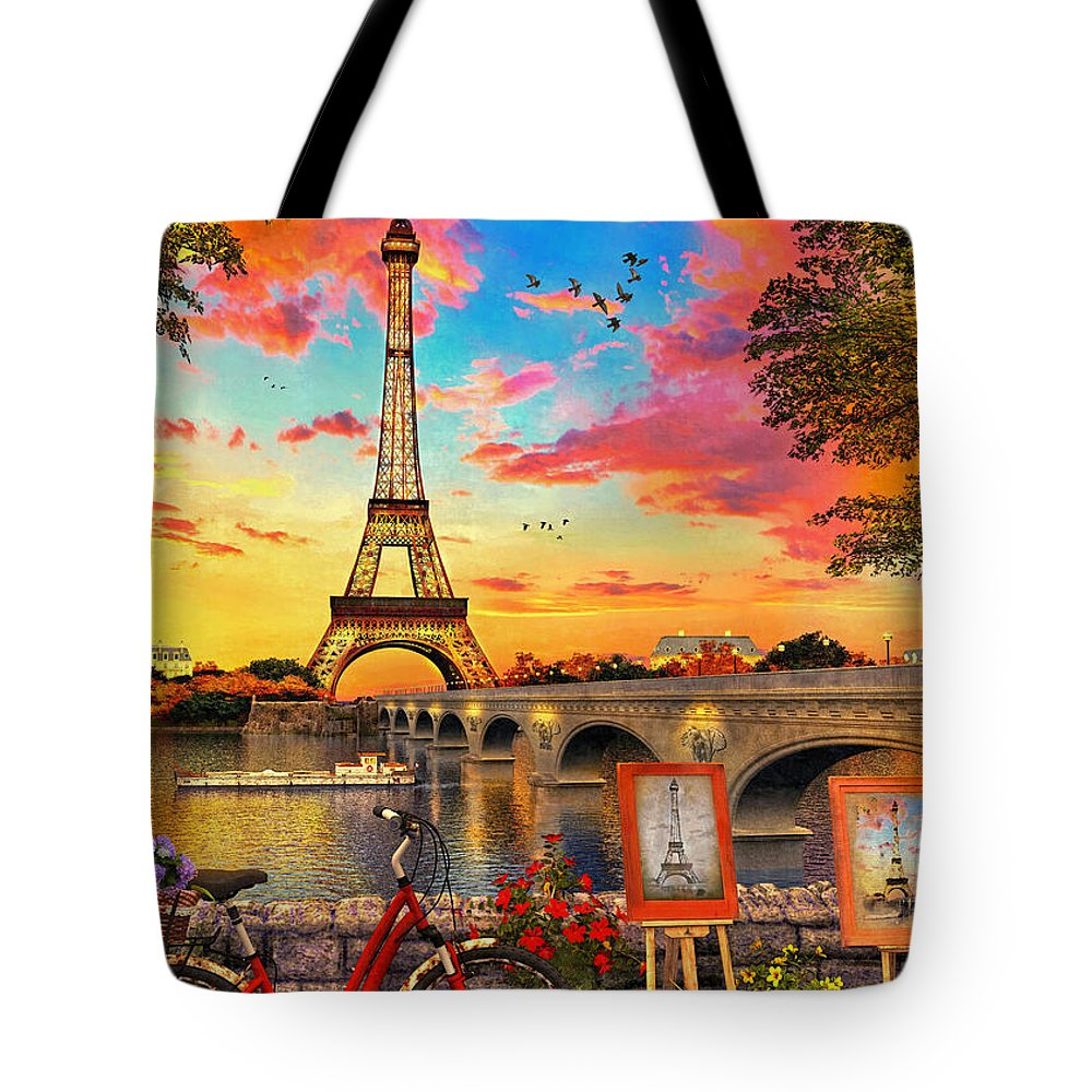 Designs Similar to Sunset By The Seine