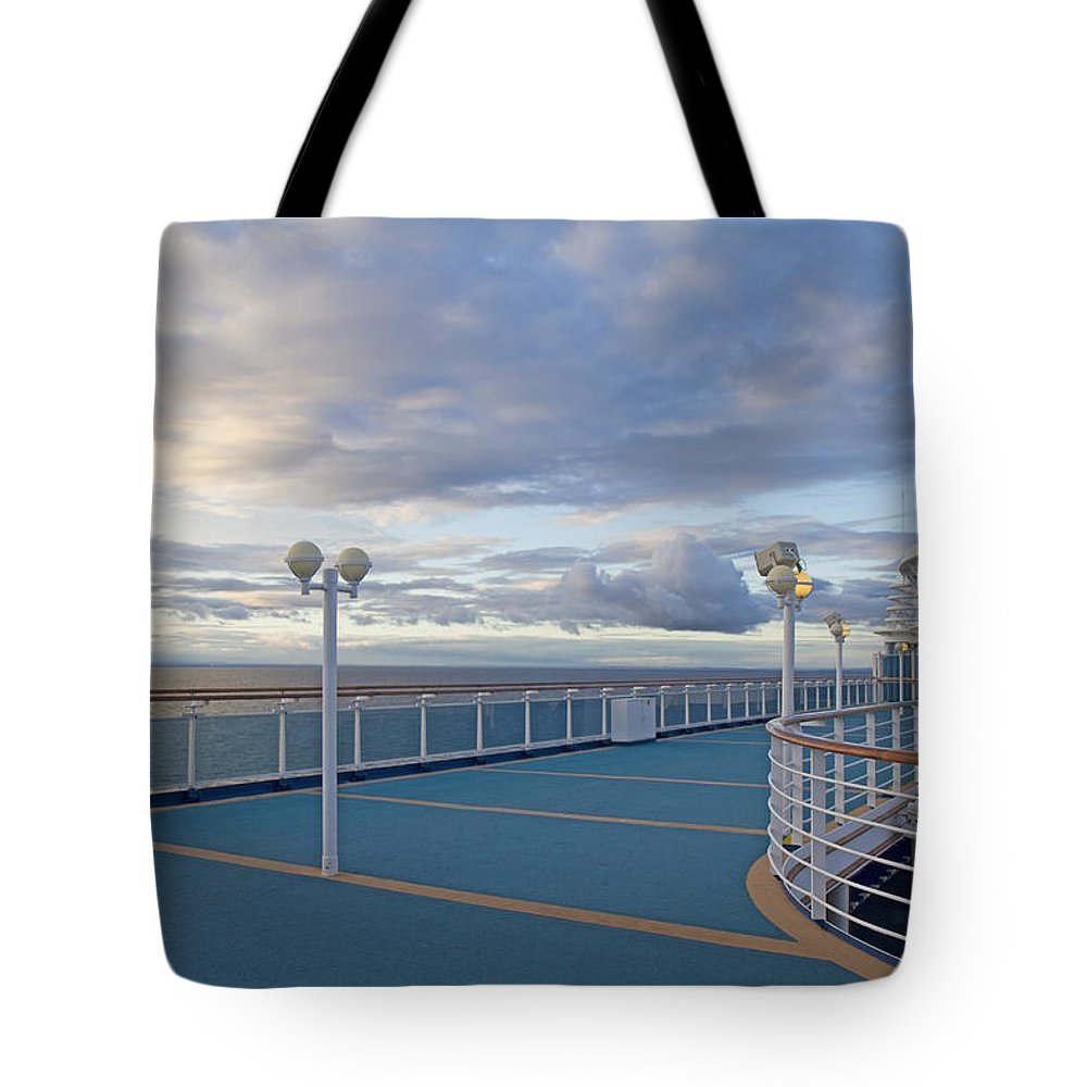Caribbean Tote Bag featuring the photograph Sunset Cruise by Betsy Knapp